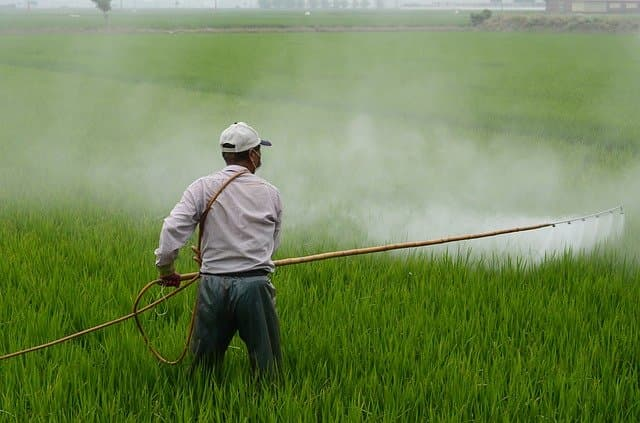 Herbicide Farmer