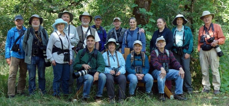 Wednesday Birding group